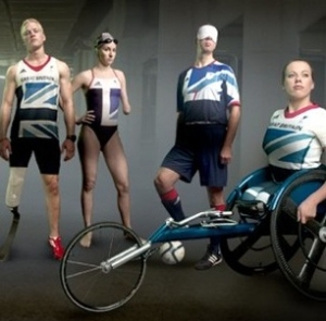 For iconic figures from the Paralympics