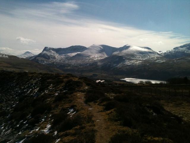 Mountainous Montage (A Poetic Prompt)