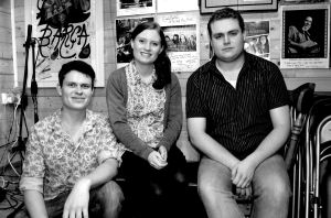 The Dovetail Trio at The Wheelhouse on 4th Jan 2014 (Photo Allan Wilkinson, all rights reserved)